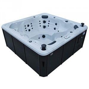 Canadian spa inside tub image