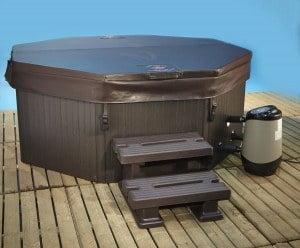 Canadian Spa Muskova Hot Tub image