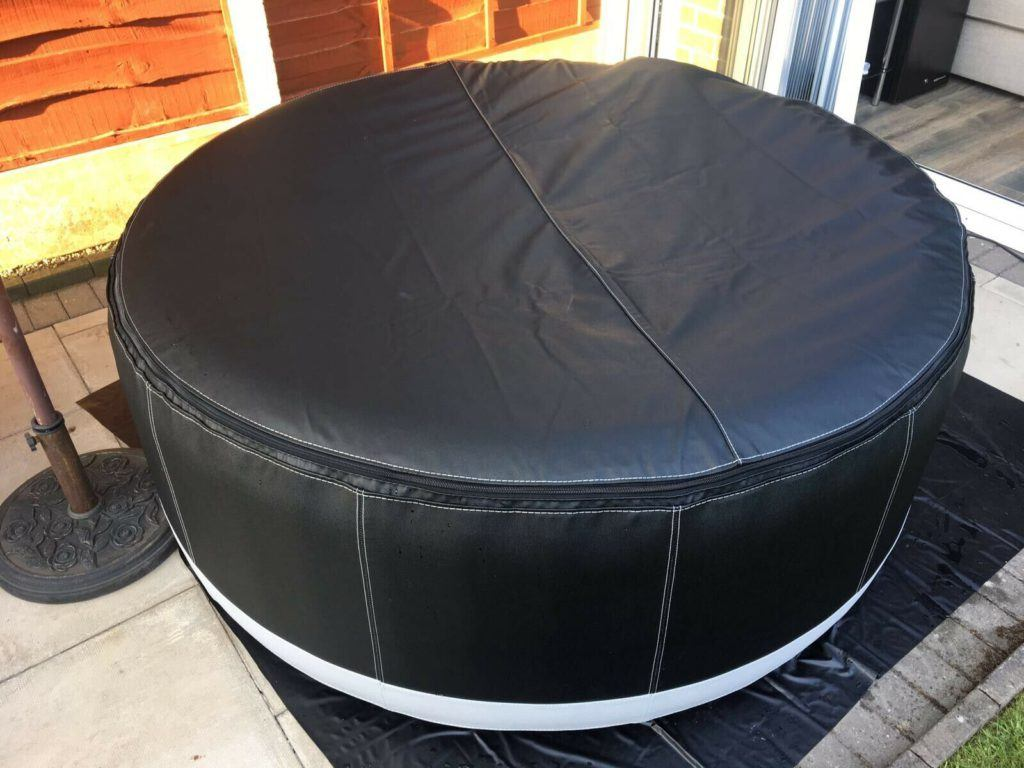 Inflatable hot tubs under 500 image