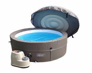 Hard Sided Hot tub Image