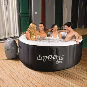Lazy Spa Hot Tub Image