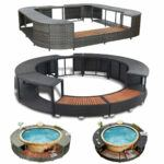 Hot Tub furniture sets Images